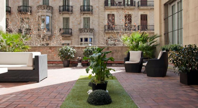 Hostal Boutique Khronos - Barcelona