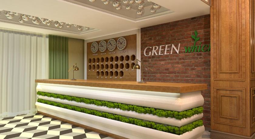 Lobby GREEN Which Hotel
