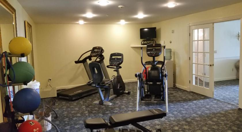 Fitness center The Inn at Ocean's Edge