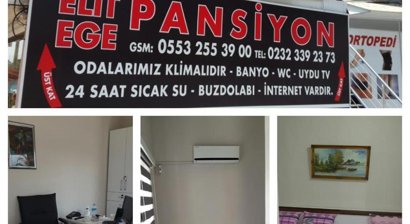 İzmir Elit Ege Pansiyon Turkey, Europe