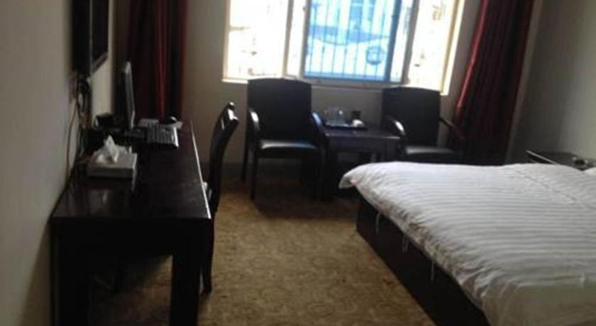 Small Single Room - Guestroom West Side Business Hotel