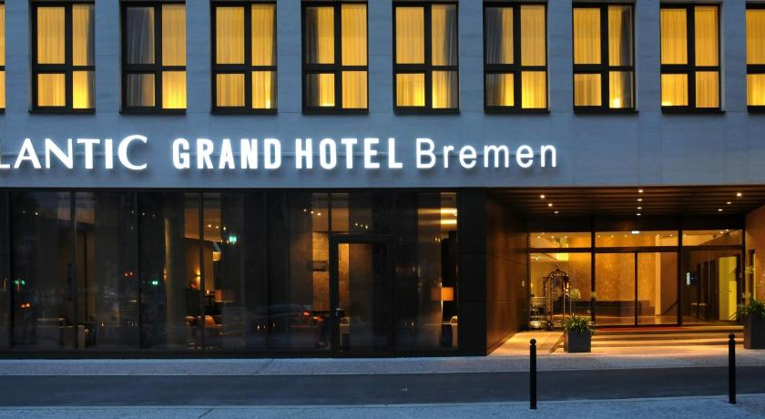 Comfort Double Room - Exterior view Atlantic Grand Hotel Bremen