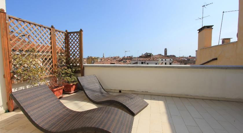 Balkon City Apartments Rialto Market