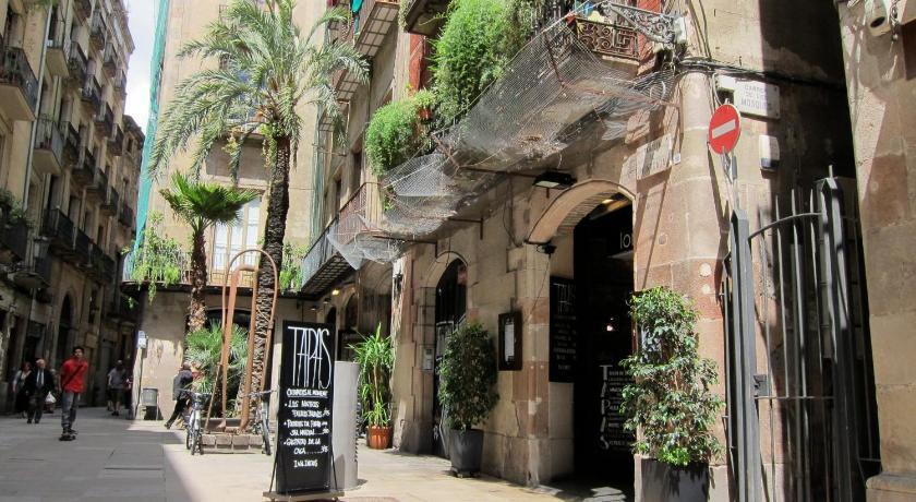 Borne Down Town Studios Sant Antoni dels Sombrerers, 4 Barcelona