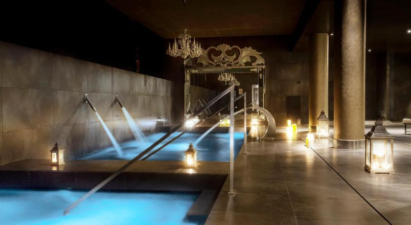Hotel Castillo de Gorraiz Golf & Spa 9