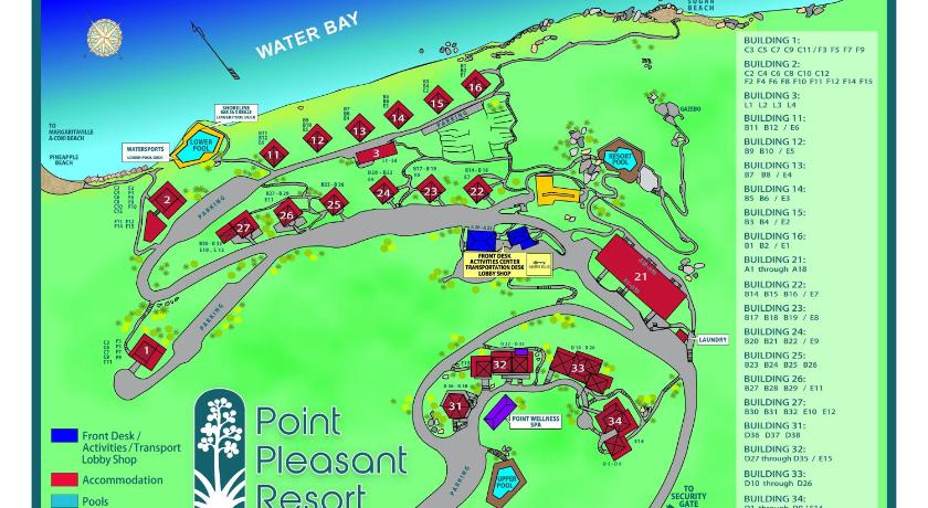 Point Pleasant Resort B16