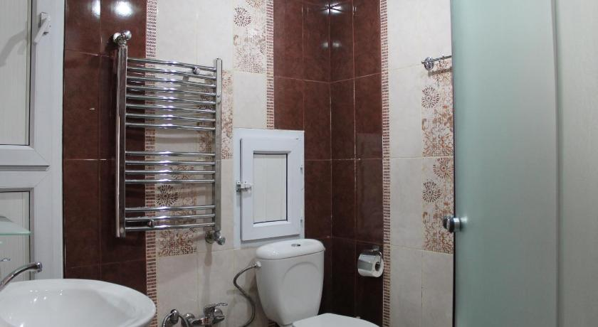 Bathroom On Aga Neimatulla Street Apartment