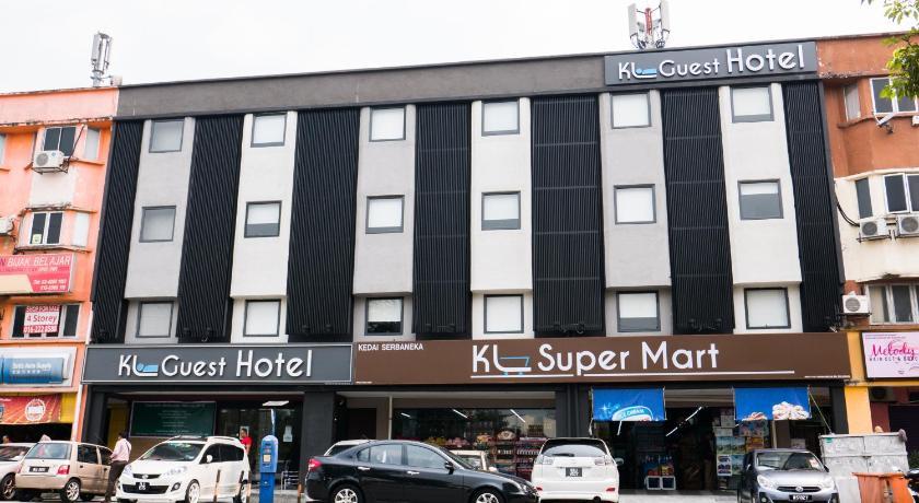 Hotels Near LRT Train Station
