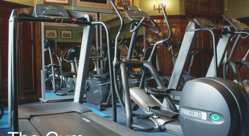 Fitness center Ingle Tor, North Bovey