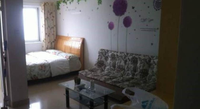 Standard Double Room - Guestroom Jiusheng Chain Apartment Business School shop