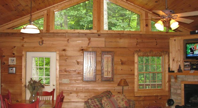 Arbor Den Log Cabin