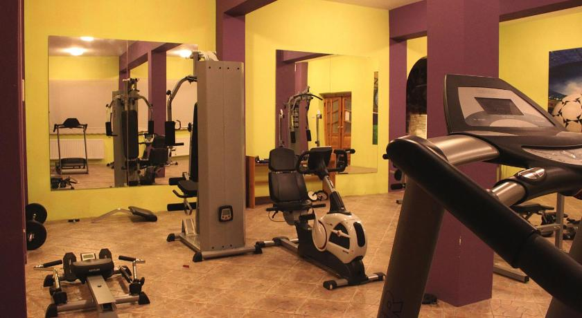 Fitness center Hotel Restauracja U Guta