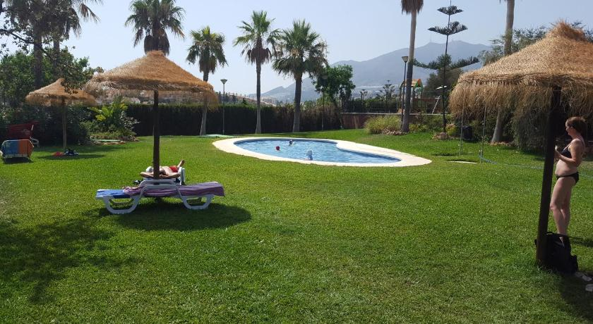Swimmingpool Apartment Benalmadena El Coloso