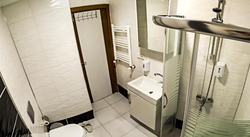 Bathroom Ataa Apartments