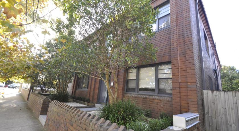 Exterior view Randwick Self-Contained Modern Two-Bedroom Apartment (434HG)