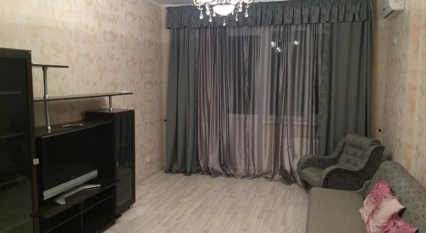 Separate living room Apartments Dombayskaya 6