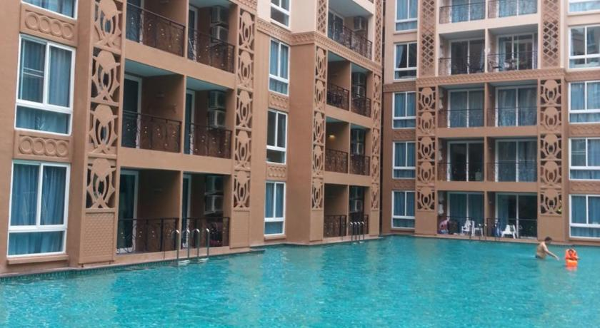 Apartment - Swimming pool Atlantis 2 Bedroom by (Condo Rentals Pattaya)