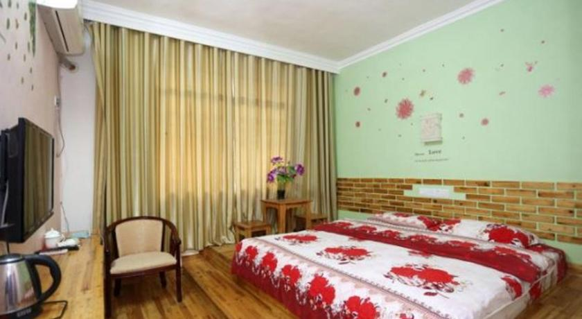 Mainland Chinese Citizens - Double Room - Guestroom Mountain Tianzi Inn