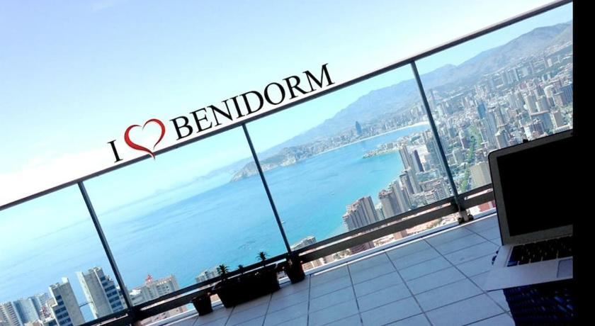 Romantic Benidorm Apartment