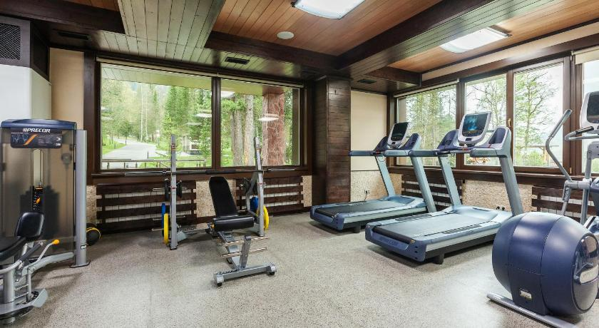 Fitness center Altay Resort