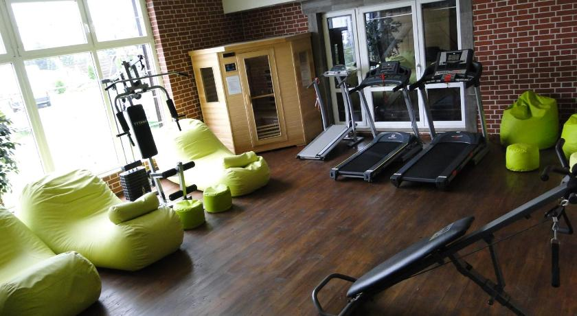 Fitness center Hotel Agat & SPA