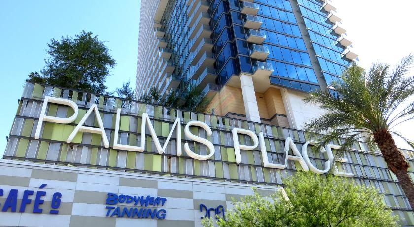 Best Price On Palms Place Suites By Airpads In Las Vegas Nv Reviews