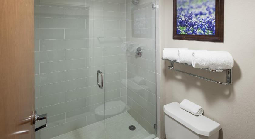 Bathroom SpringHill Suites Dallas Downtown/West End