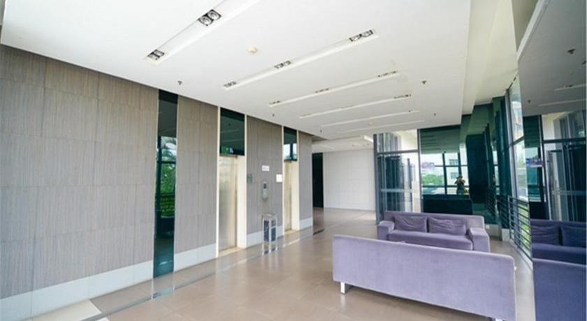 Lobby Shunde Qiaobang International Apartment