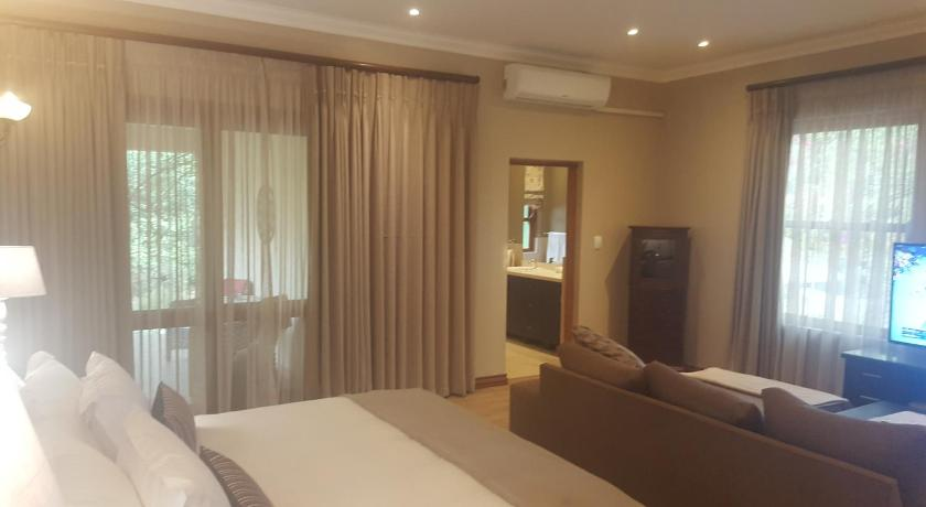 Apartment mit Gartenblick Executive Suite in Woodmead East