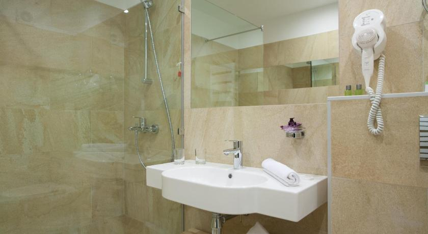 Standard Double or Twin Room - Bathroom Hotel Palisad