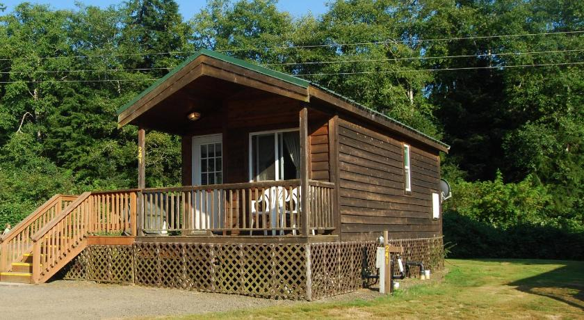 More about Seaside Camping Resort One-Bedroom Cabin 8