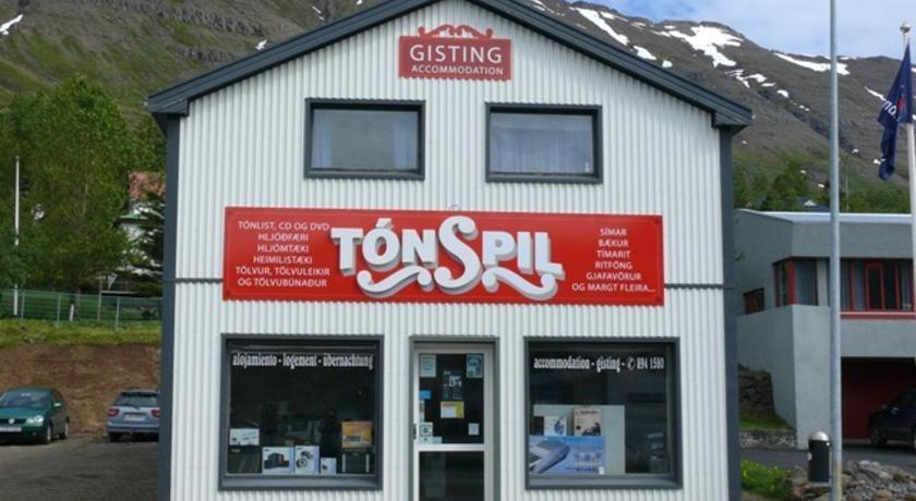 Guesthouse Tonspil Hafnarbraut 22 Neskaupstaður