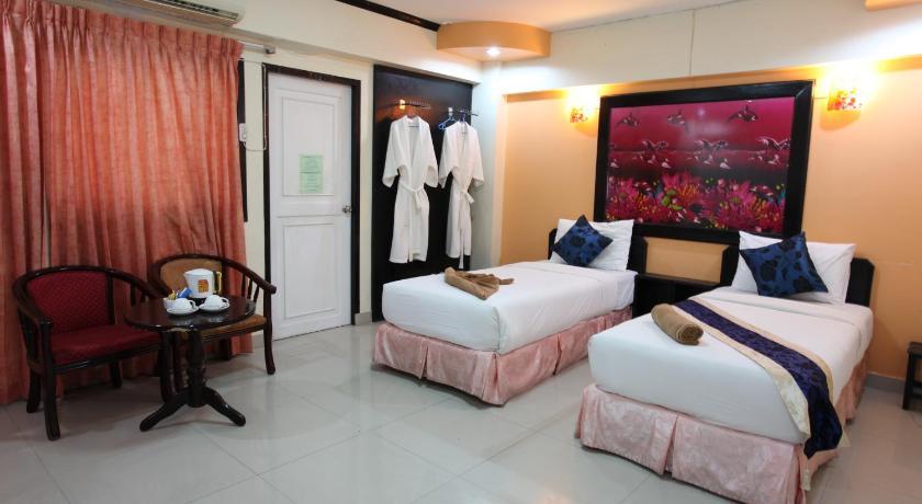 Home Pattaya Hotel 170 22 Soi 12 Pattaya Klang Central Pattaya