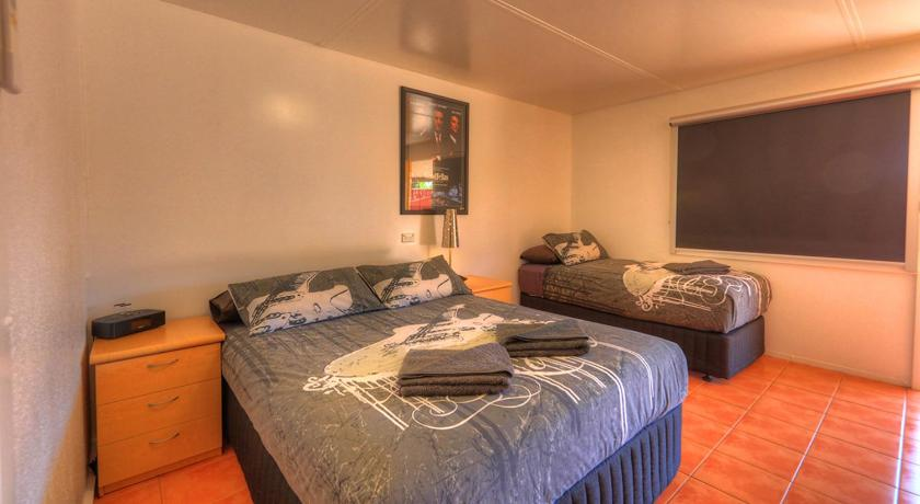 Standard Queen Room - Guestroom Halls Creek Motel