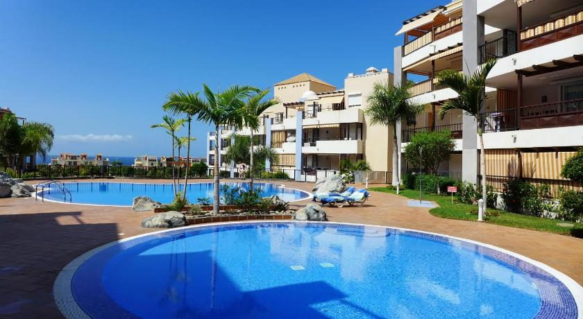 Swimming pool Townhouse Los Cristianos 2HRINiF