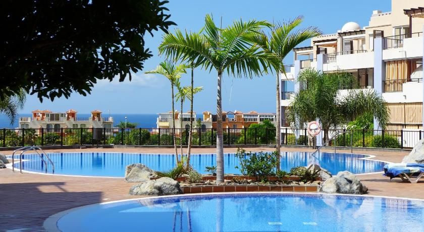 Apartment - Swimming pool Townhouse Los Cristianos 2HRINiF
