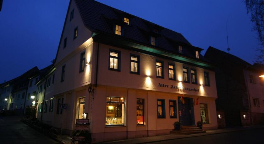 Alter Ackerbuergerhof Kurstraße 18 Bad Frankenhausen