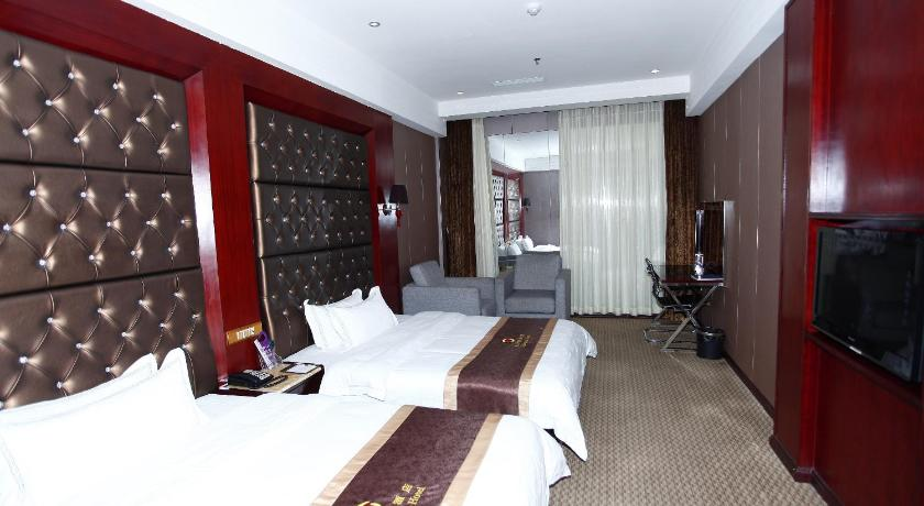 Business Twin Room Jin Shan Lin Hotel