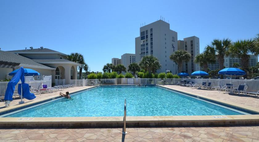 Piscina Shoreline Towers 2104 - On The Beach Condo