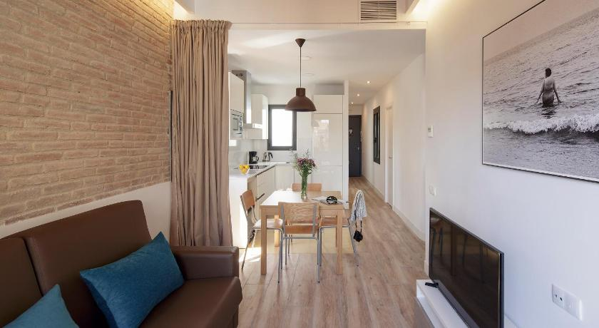 Best Price on Hotel Sagrada Familia Apartments in Barcelona Reviews