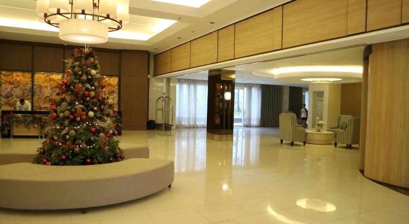 Lobby Condodeal at Shell Residences Mall of Asia