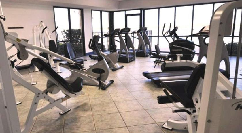 Fitness center Phoenix VI - Two Bedroom Condo Unit 1209