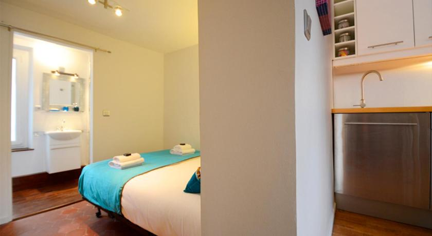 Short Stay Apartment Rex Rue Poisonnière Paris