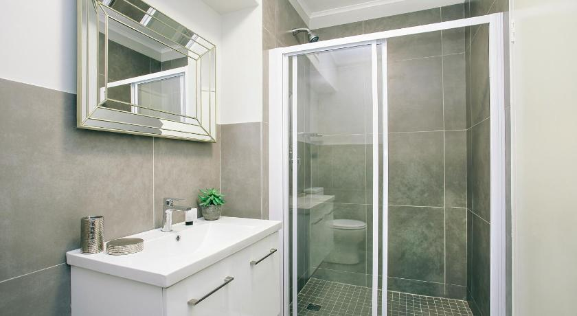 Baño Superior Apartment Mayfair
