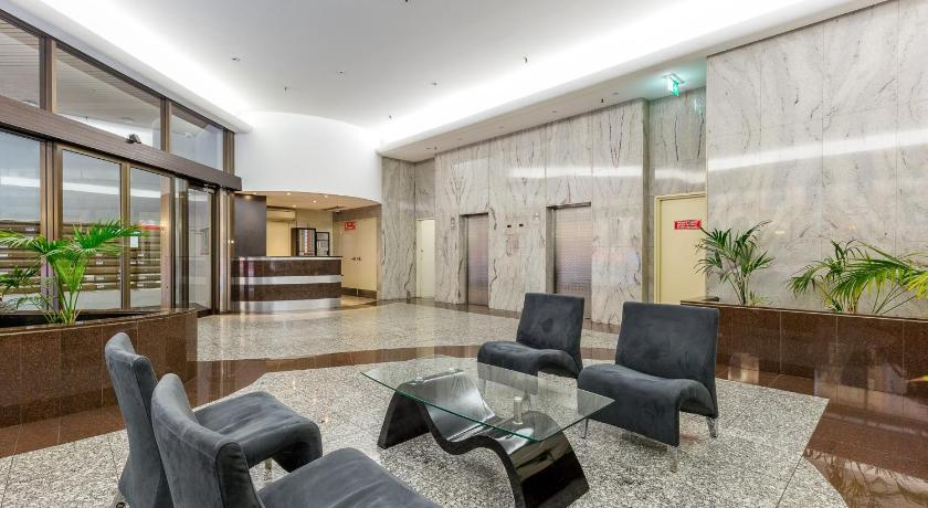 Lobby Sydney CBD Fully Self Contained Modern 1 Bed Apartment (112MKT)