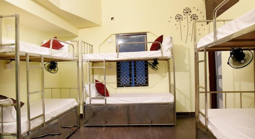 Bed in 6-Bed Mixed Dormitory Room Flexi stays