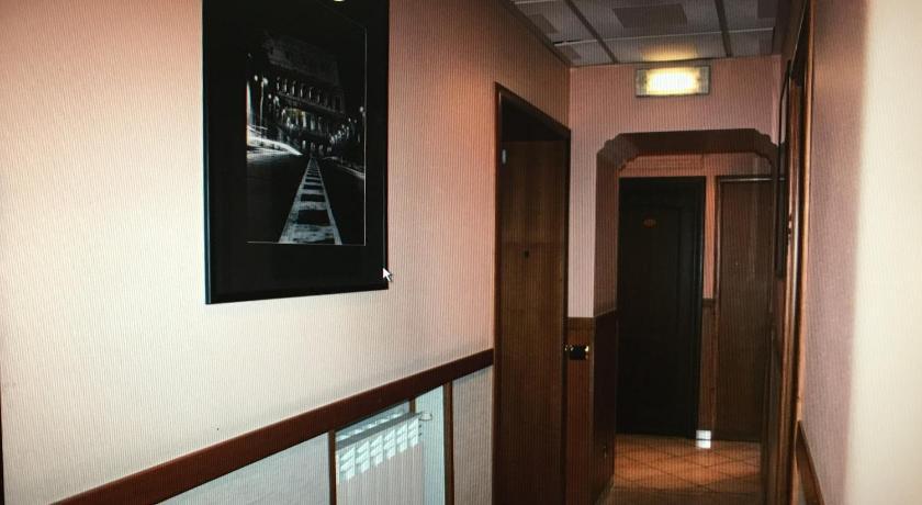 Hotel Soggiorno Blu Via Magenta 39 Rome