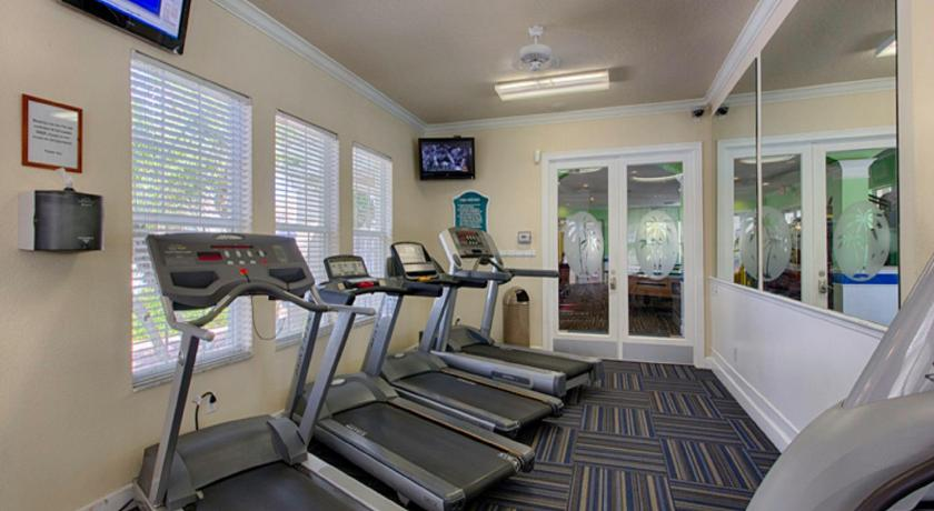 Fitness center Windsor Palms Resort Apartment