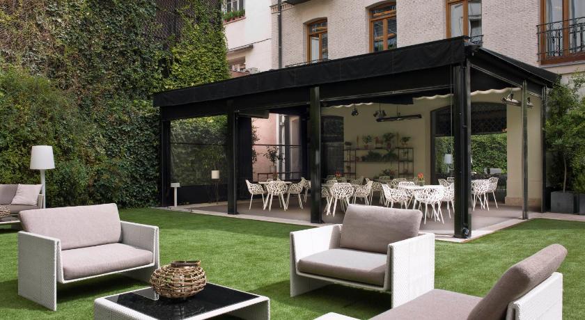 Hotel Único Madrid 17