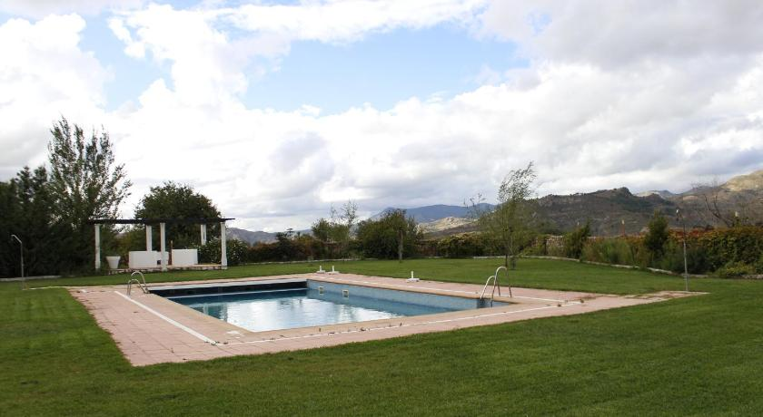 Swimming pool Cortijo la Argumosa